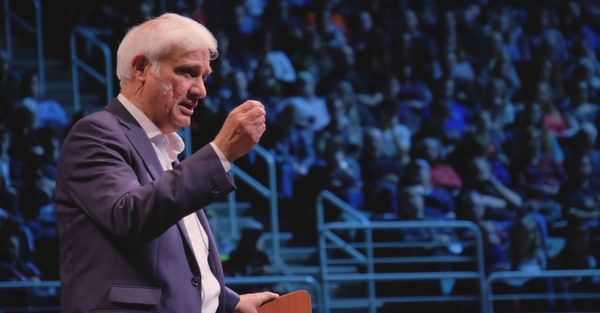 The Increasingly Strange Case of Ravi Zacharias